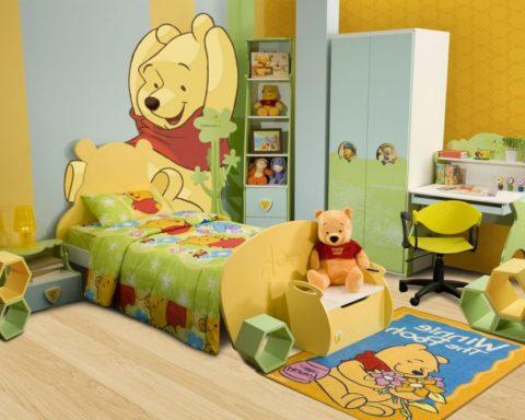 Детская комната - с любовью к детям