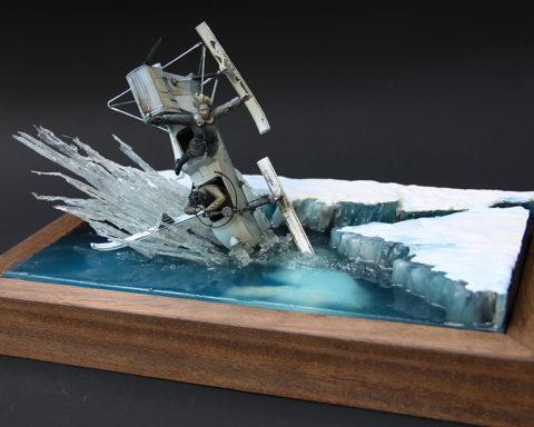 Имитация воды в кукольных миниатюрах