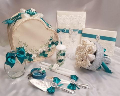 Аксессуары для свадьбы: важные мелочи