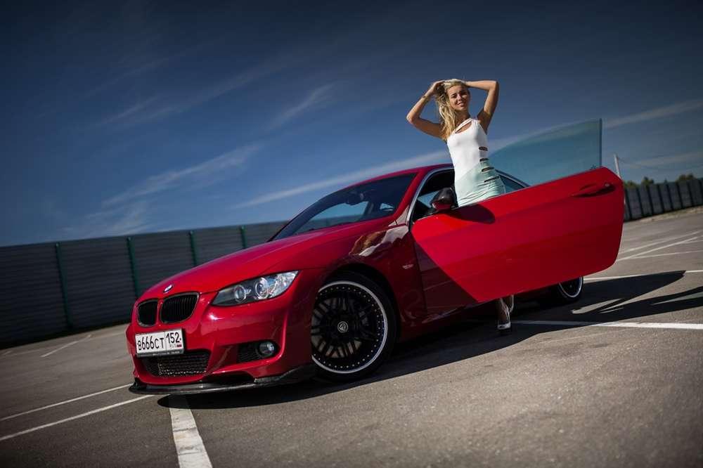 Авто для дамы