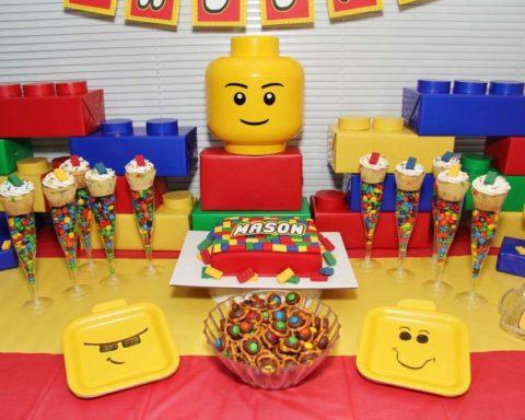 История игрушек лего