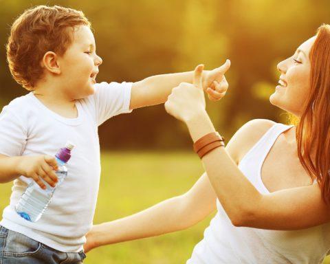 Дети и родители: стили воспитания