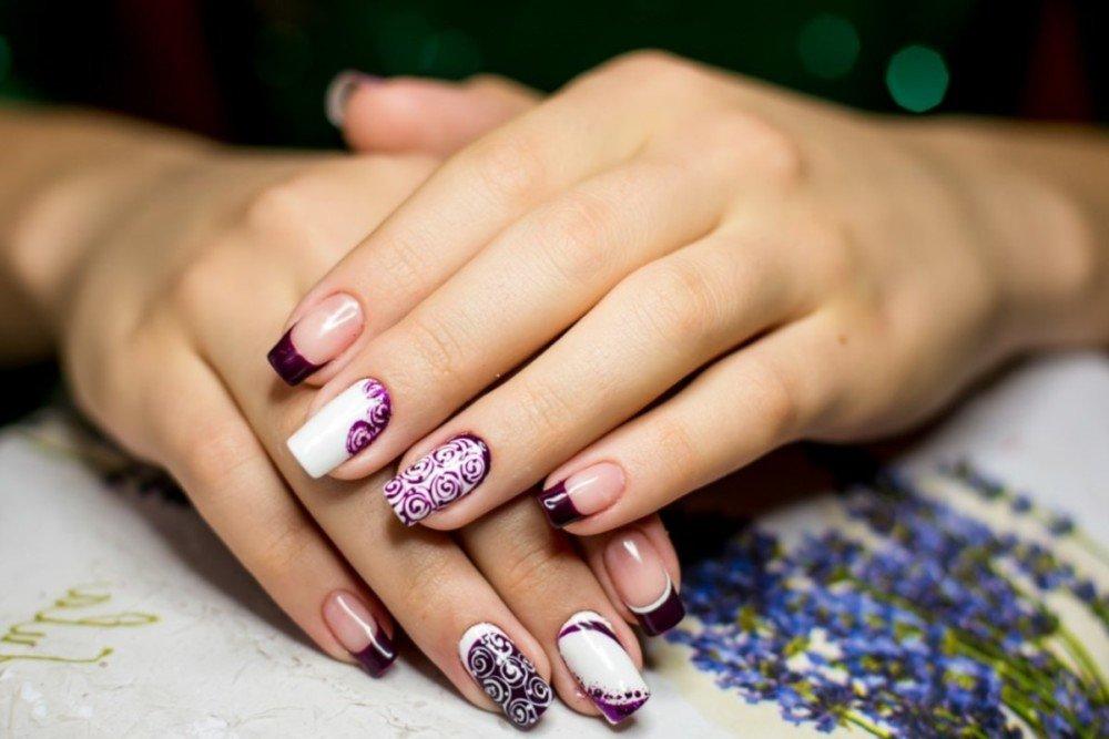 Чем рисовать на ногтях: кисти, иглы и другое