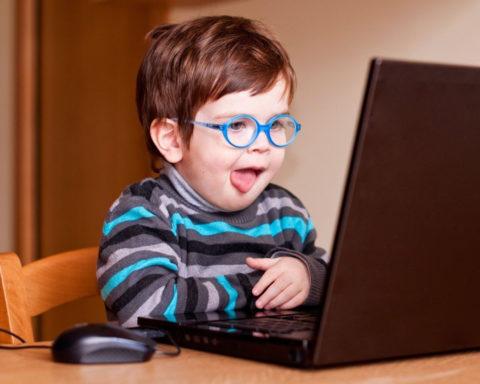 Обзор популярных детских компьютерных игр