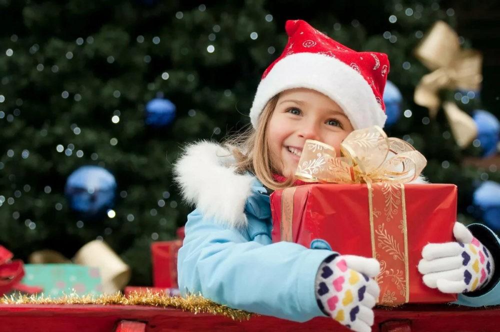 Идеи для подарков на Новый год детям
