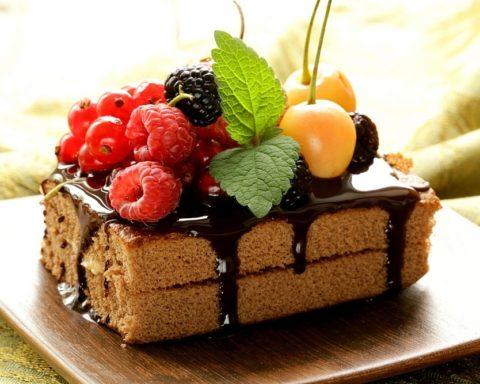 Чем можно заменить сладкое?