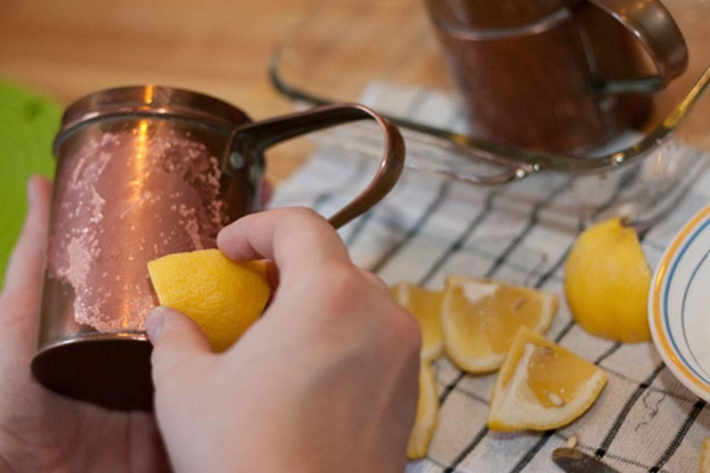 Способы очистки чайника от накипи