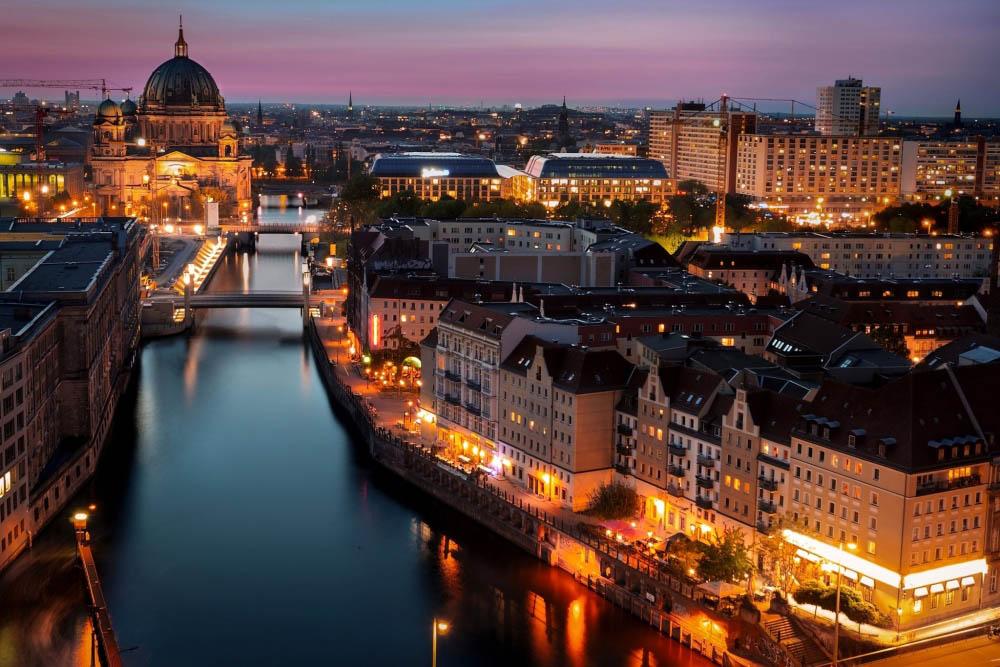 Шопинг и отдых в Германии и Австрии