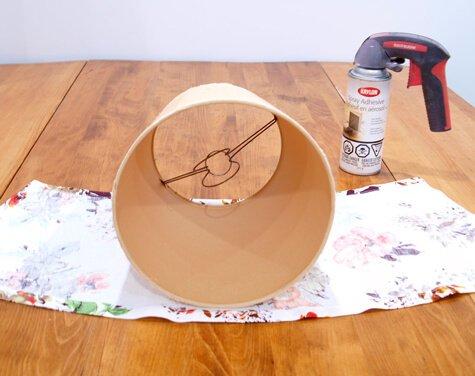Как сделать стильный абажур своими руками