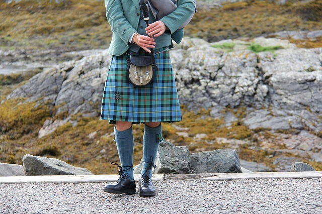 Шотландские танцы