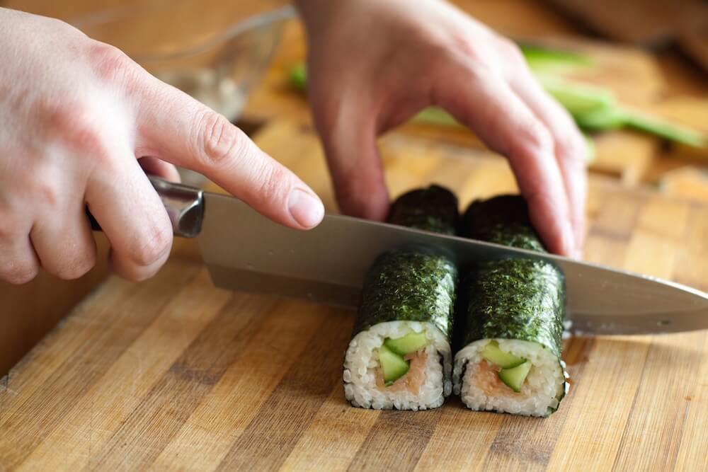 Искусство приготовления суши