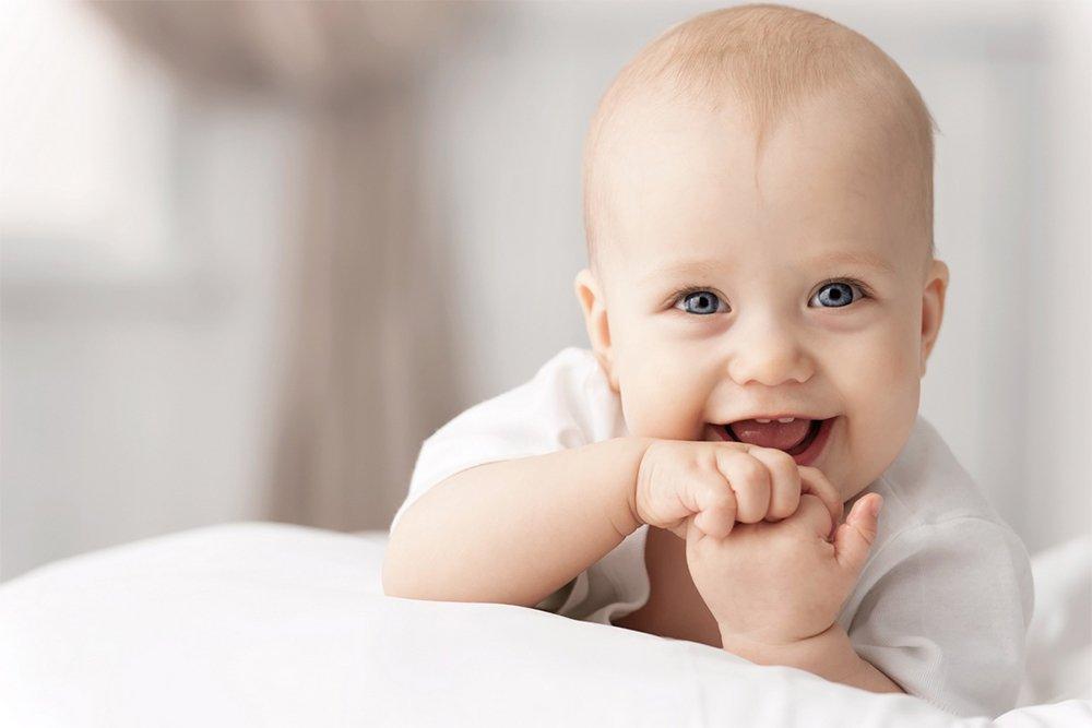 Корочки на голове у ребенка