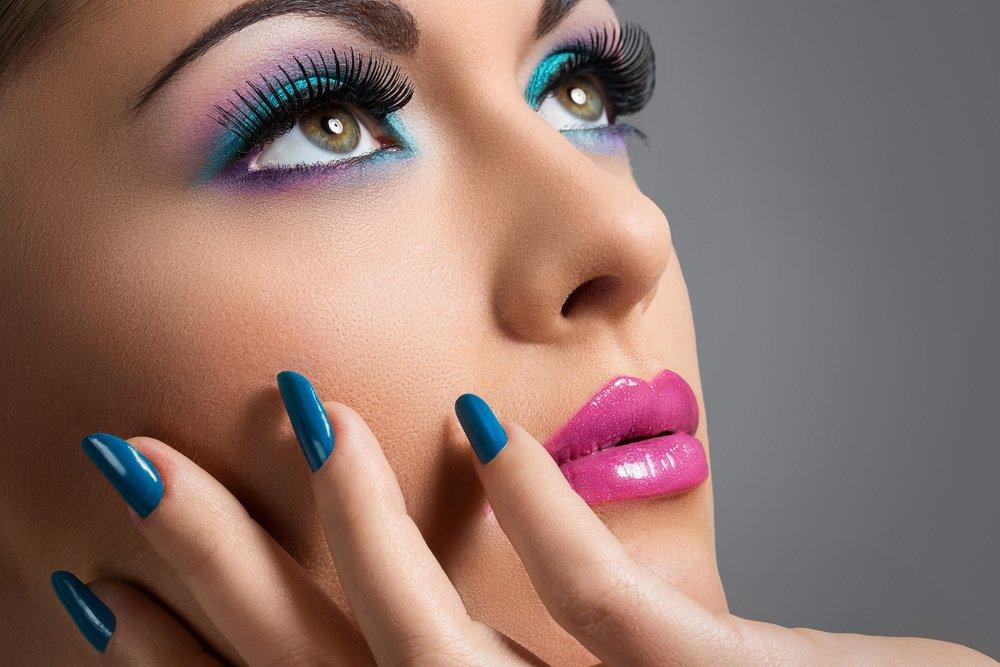 Вечерний макияж за 5 минут