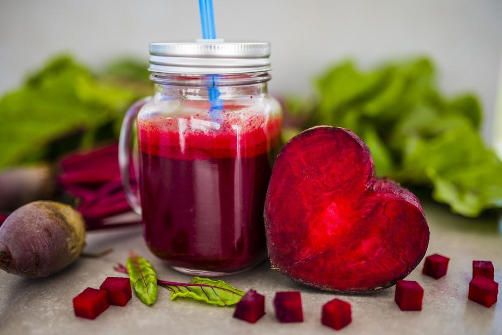Свекольный сок: полезные свойства