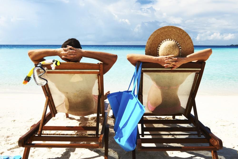 Во время отпуска увеличивается вес