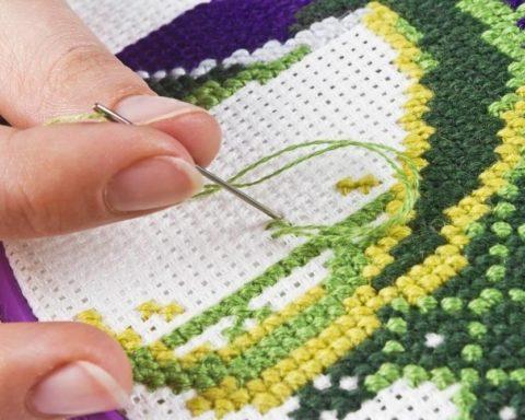 Как научиться вышивать: мастер-класс для начинающих
