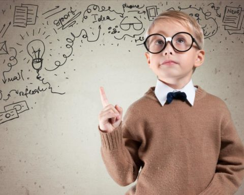 Как вырастить гения из ребенка?