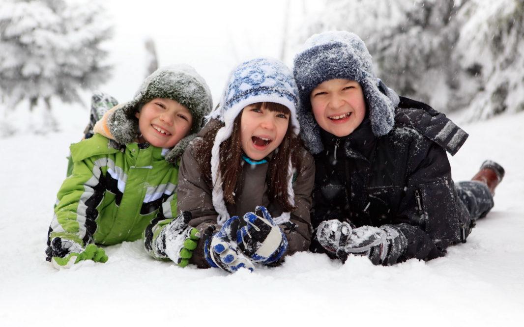 Зимние детки: особенности