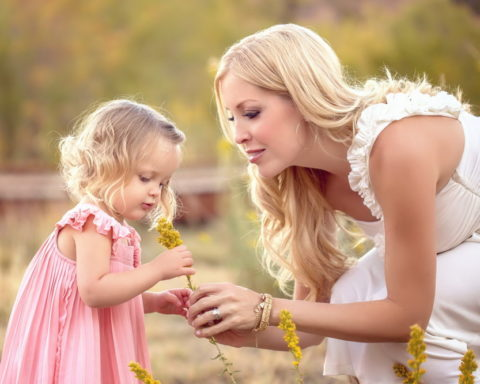 Как побороть страх за ребенка