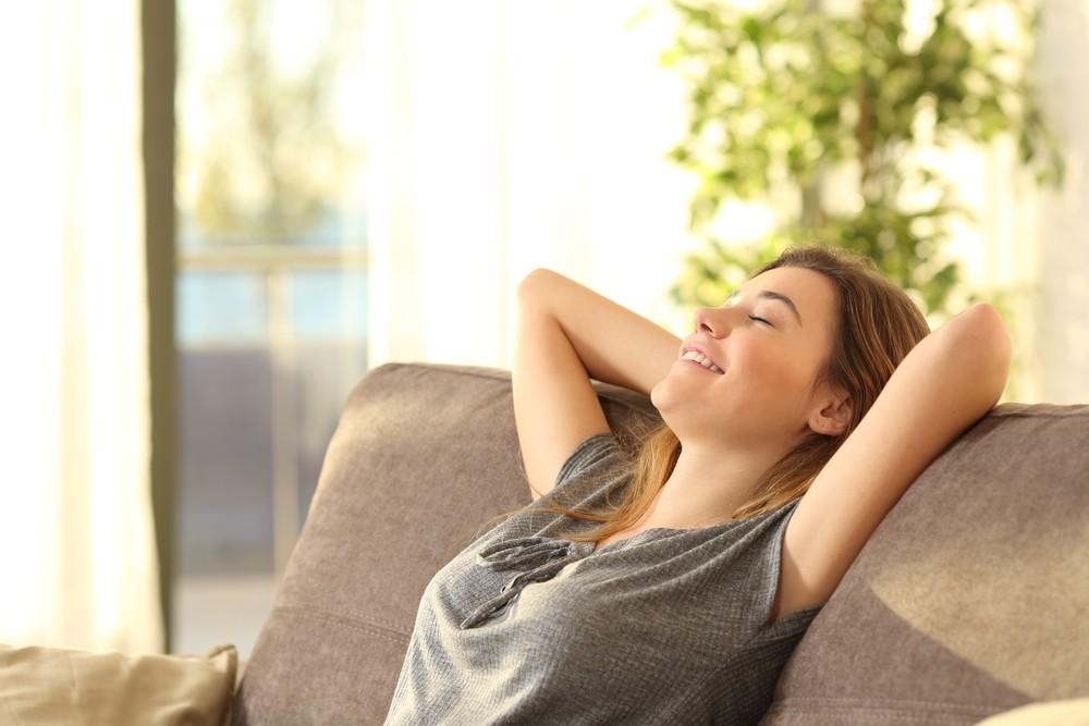 Найти минуту счастливого спокойствия