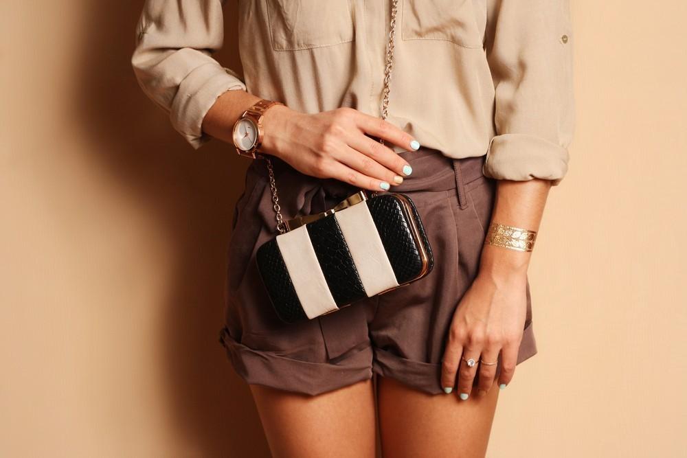 Одежда коричневого цвета: создаем запоминающийся образ