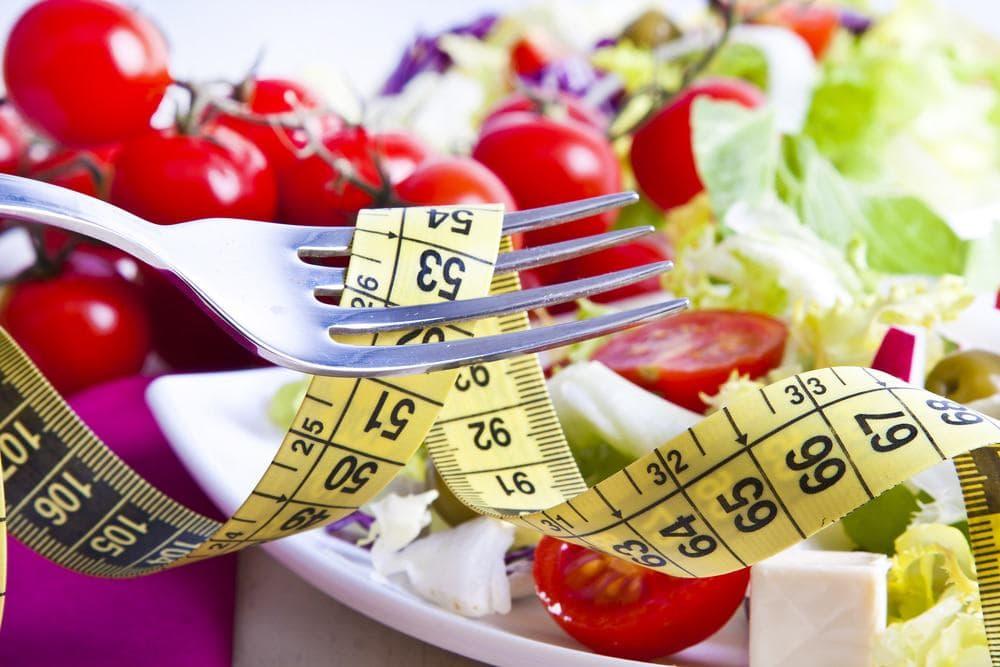Норма калорий в сутки при похудении