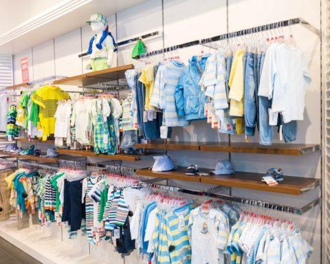 Где покупать вещи для детей?