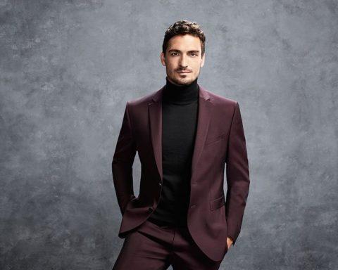 Пять необычных цветов мужского гардероба