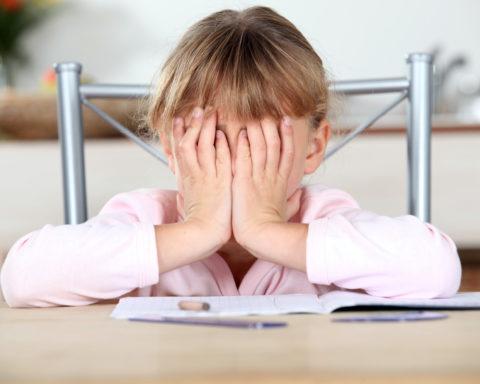 Хроническая усталость у детей