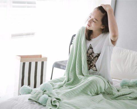 Шерсть — идеальный материал для одеял
