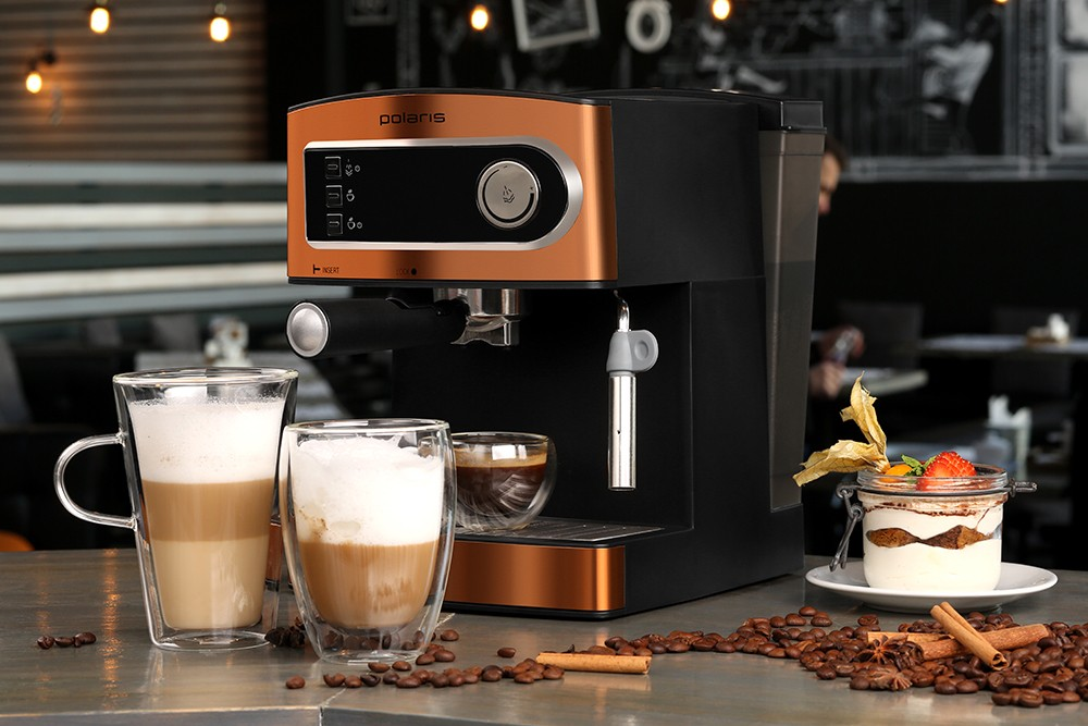 Как выбрать кофемашину и оценить ее преимущества