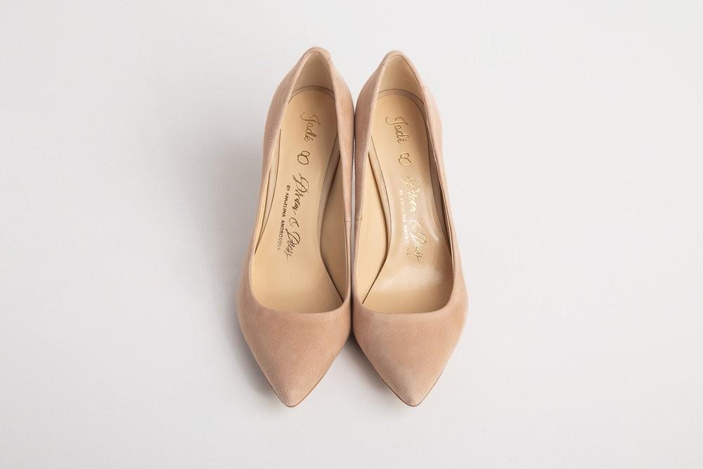 Что такое нюдовая обувь и с чем ее носить