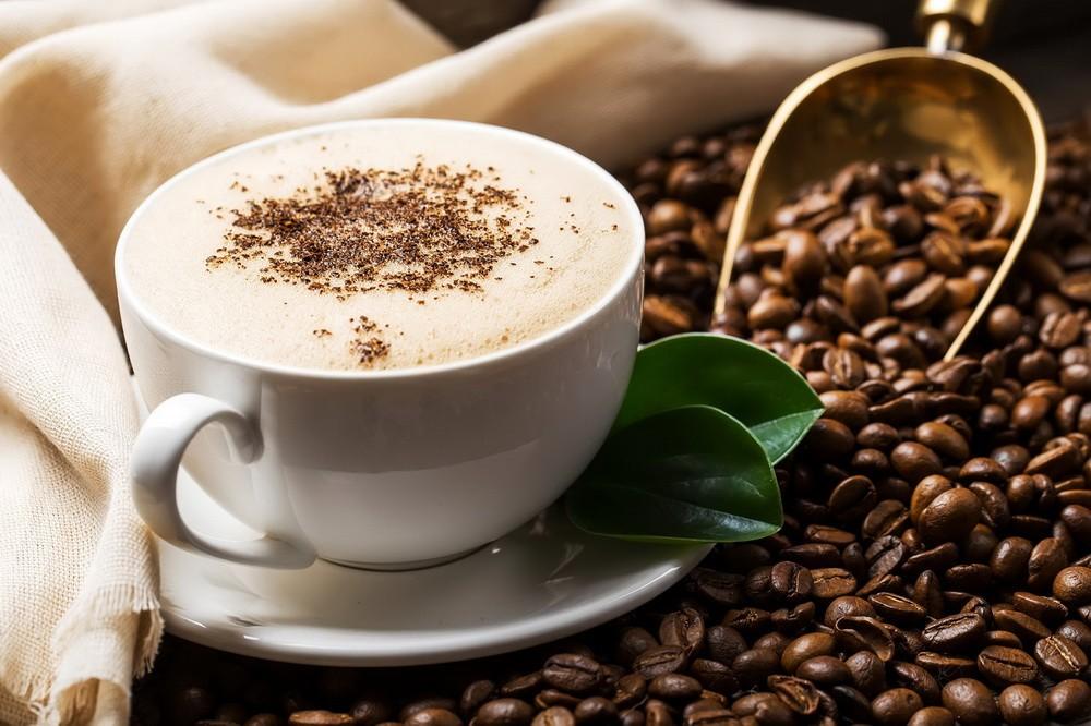 Снятие стресса с помощью чашечки кофе