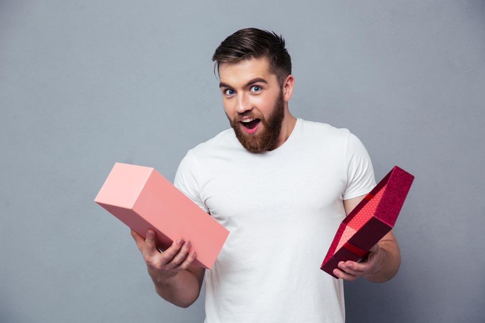 Скорая предновогодняя помощь. Подарок для Вашего мужчины