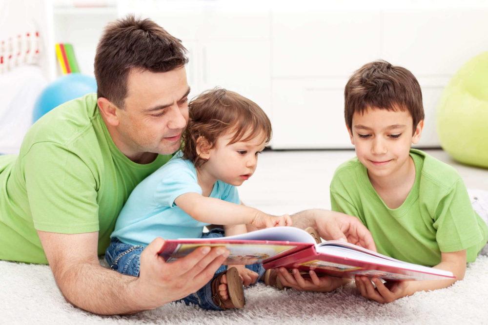 Сказка на ночь: какие книги для детей?