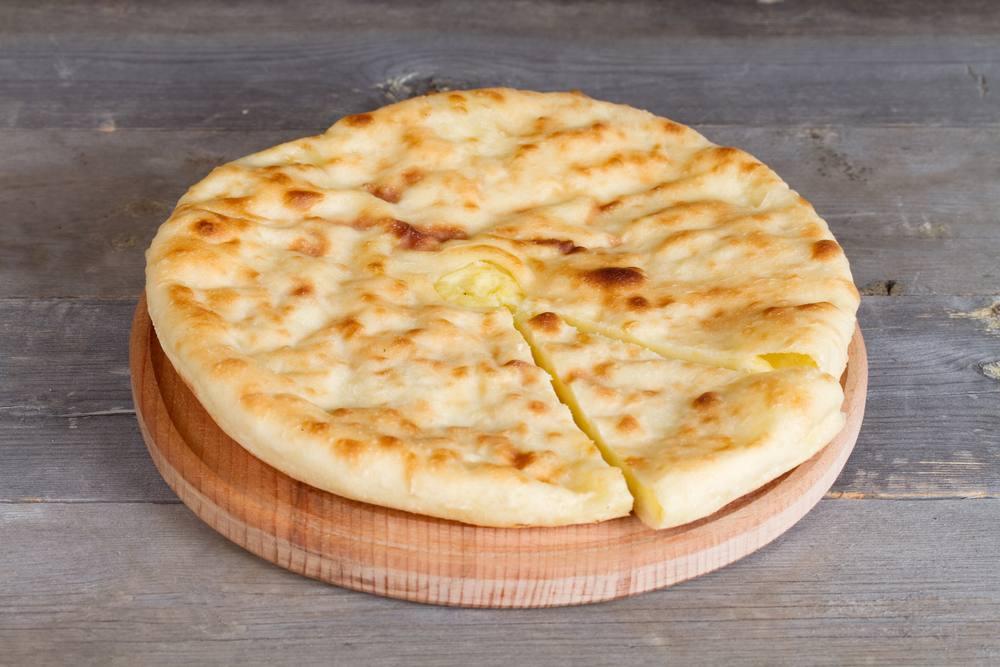 Картофельные – пирог по-осетински