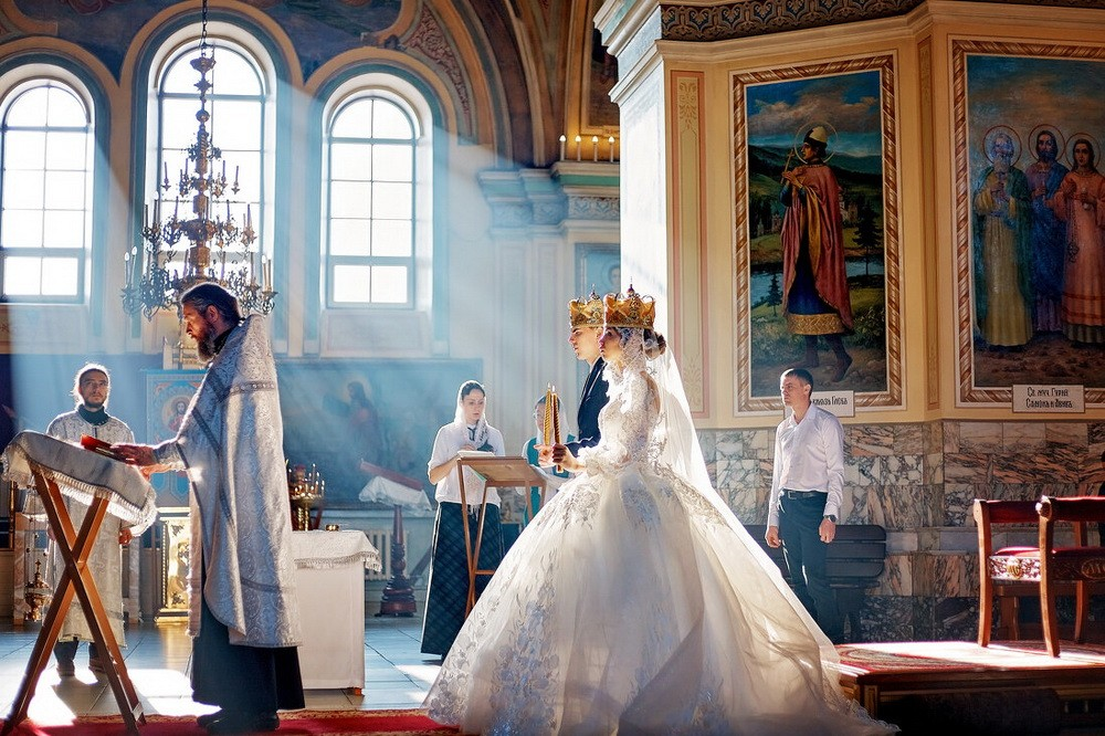 Как выбрать свадебное платье для венчания