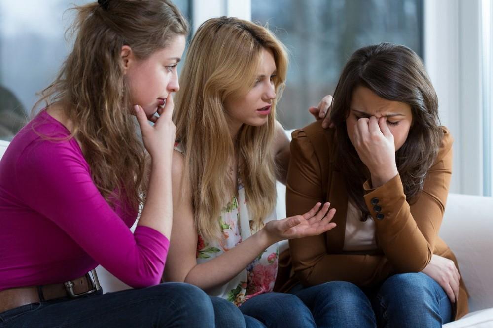 Как подруги влияют на ваши отношения