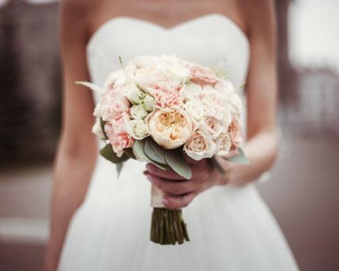 Как составить свадебный букет?