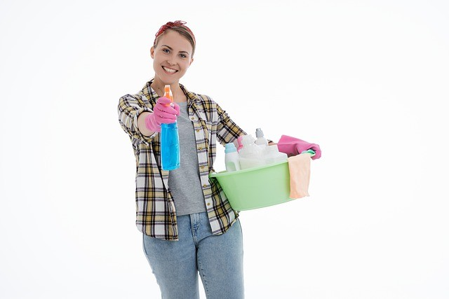 Как полюбить уборку дома?