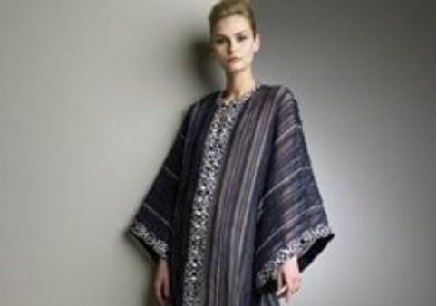Шьем стильное женское кимоно