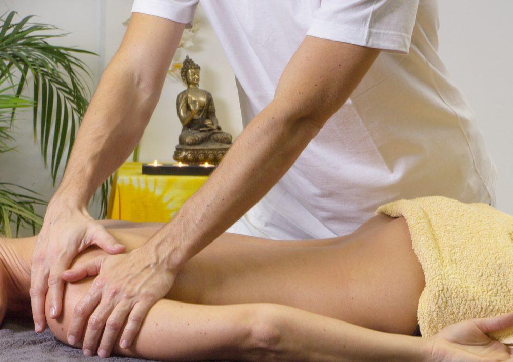 Виды массажа и результаты их применения