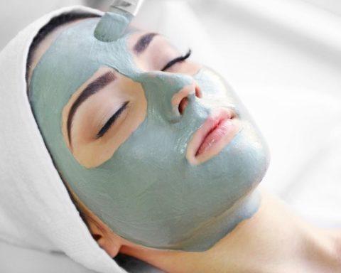 Знакомимся - альгинатные маски для лица