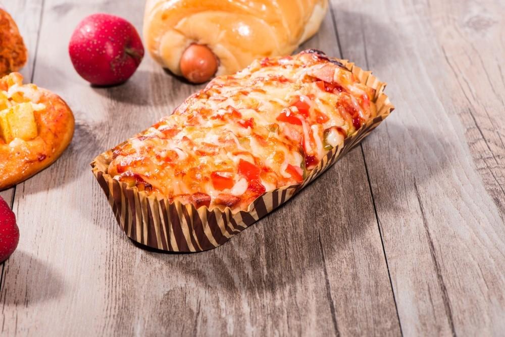 Пицца из батона – вкусный перекус