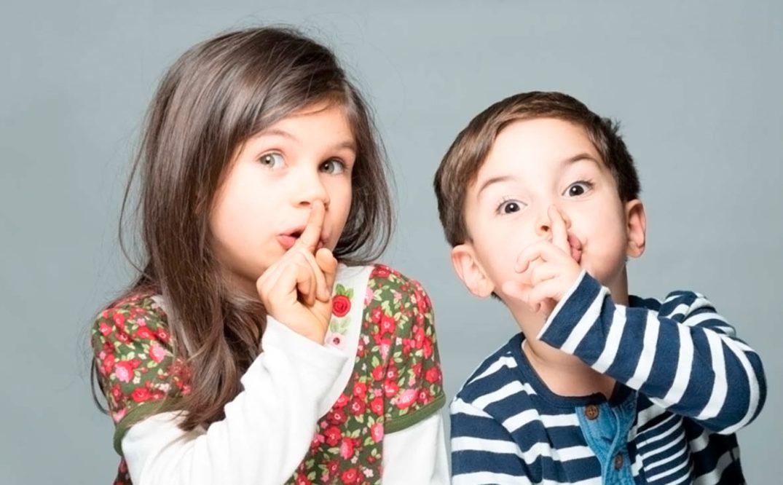 Что делать, если ребенок лжет?