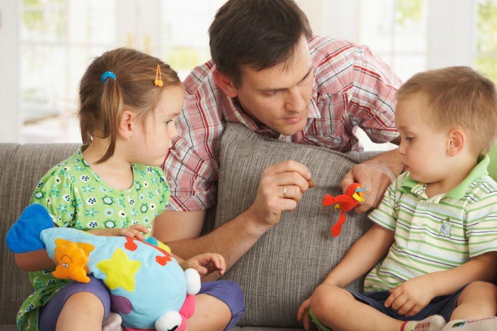 Воспитание самостоятельности у малыша
