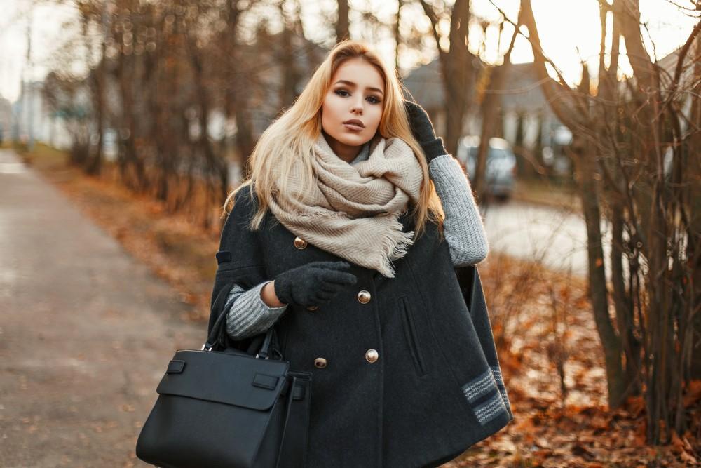 Способы завязывания шарфа или платка - советы и идеи