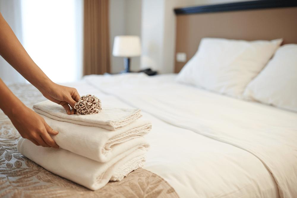 Как стирать постельное бельё, махровые и кухонные полотенца