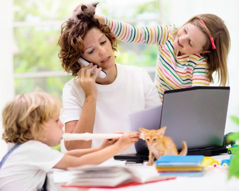 Советы работающей маме