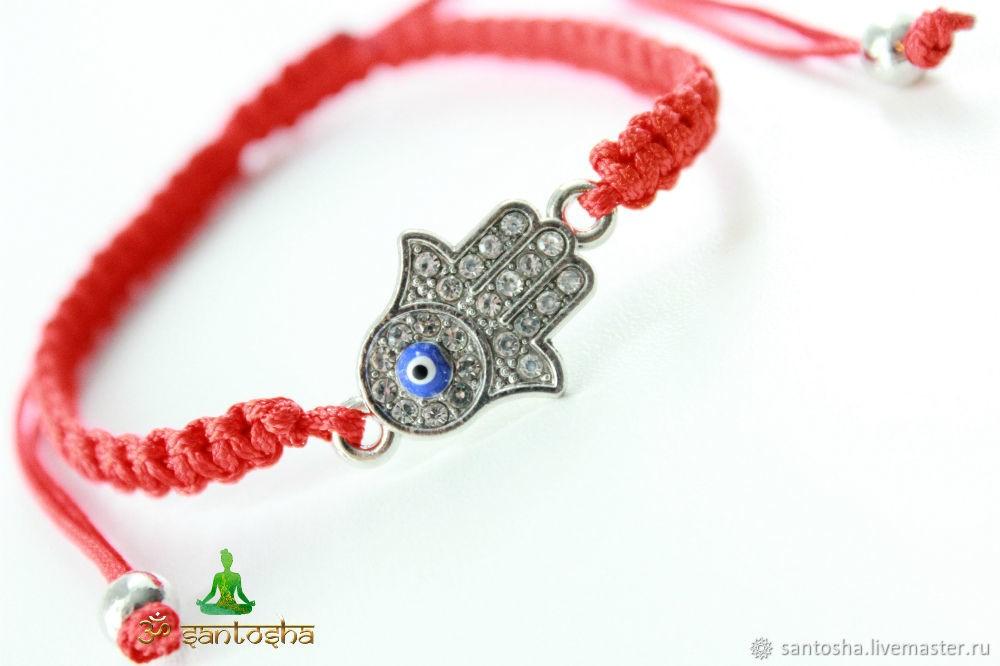 Древнейший талисман – Красная Нить